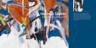 Katalog Helmut Sturm