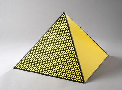 Roy Lichtenstein, Pyramid, 1969