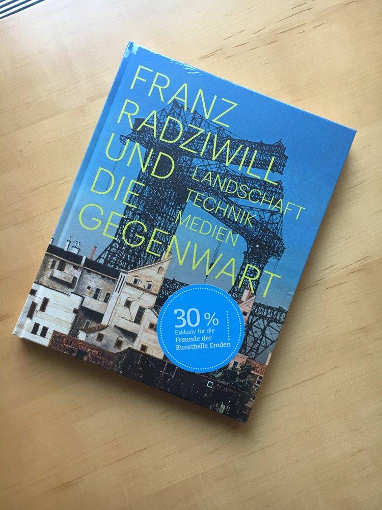 """Ausstellungs-Katalog """"Radziwill und die Gegenwart"""""""