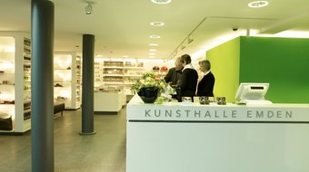 Museumsshop der Kunsthalle Emden