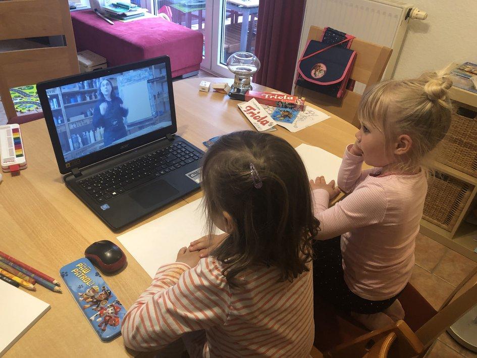 Kinderatelier online