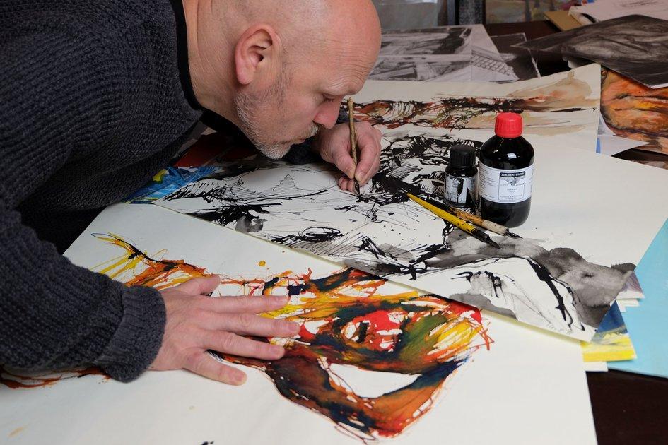 Grundlagen Zeichnen und Malerei