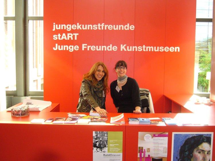 Treffen der Bundesinitative Junge Freunde von Kunstmuseen