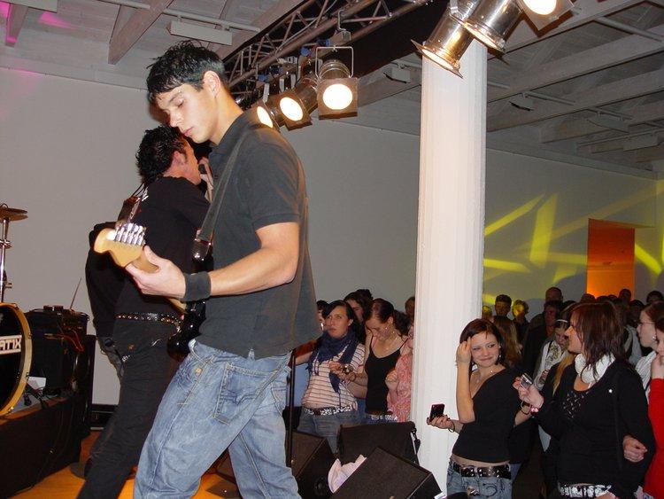 Visible Sounds: 10 Nachwuchsbands spielen live in der Kunsthalle Songs, die sie zu Werken der Sammlung komponiert haben, 2007