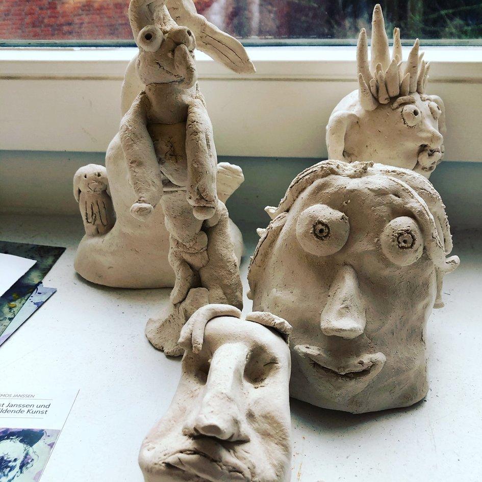 Neu: Keramik für Kids