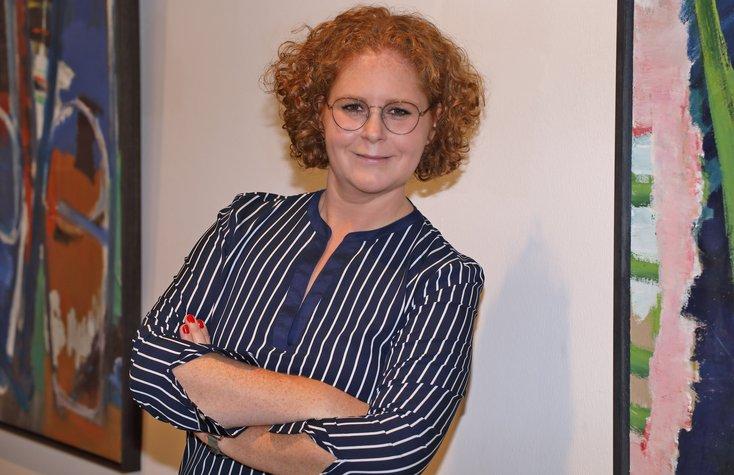 Provenienzforscherin Katharina Rüppell