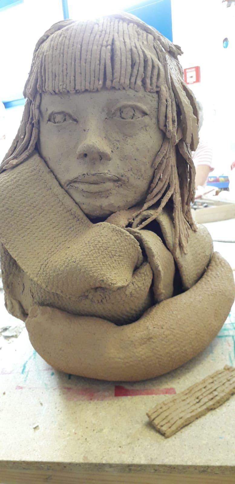 Workshop Porträts plastizieren