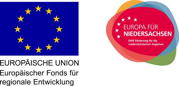 Förderlogo der EU EFRE Programm